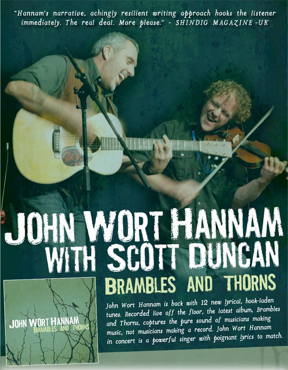 John Wort with Scott Duncan